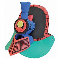 Train Engine Foam Visor