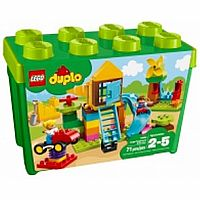10864L Large Playground Brick Box