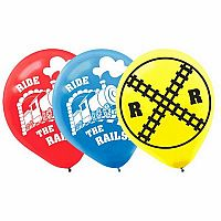 110365 Thomas Train Balloons