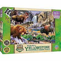 11931 Yellowstone Park Puzzle - 100 pc