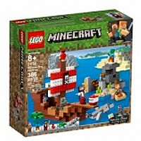 21152L The Pirate Ship Adventure