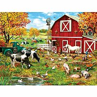 59760 Puzzle A Day on the Farm