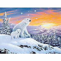 70266 Puzzle The Snow Bears