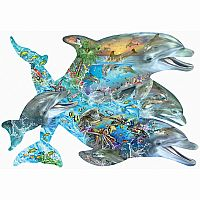 95264 Puzzle Song of the Dolphins