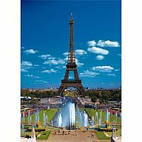 27051 Eiffel Tower Puzzle