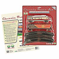 Classic Train Set  (14-pc)