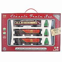 Deluxe Classic Train Set (20-pc)