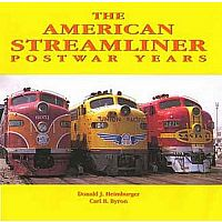 American Streamliner Post War